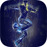 Soccer Player Wallpaper Icon