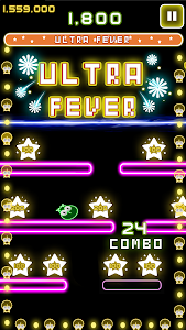 FALL DOWN Crazy Liquid Monster screenshot 1