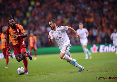🎥 Eden Hazard toujours en progression et décisif, mais un fameux raté à son actif