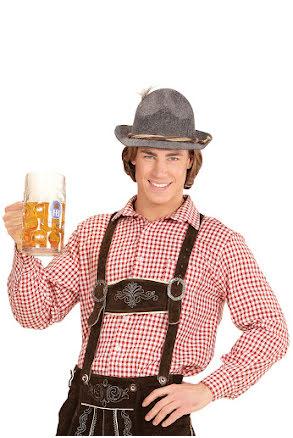 Tyrolerskjorta, herr