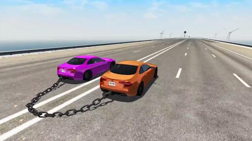 Télécharger Chained Cars 2020 mod apk screenshots 3