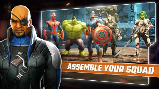 MARVEL Strike Force screenshot 1