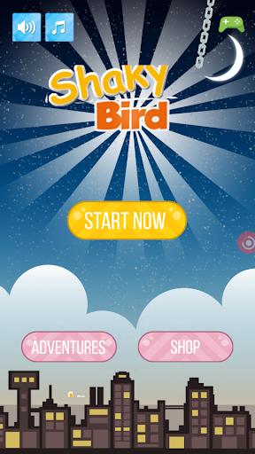 Télécharger gratuit City Shaky Bird APK MOD 2