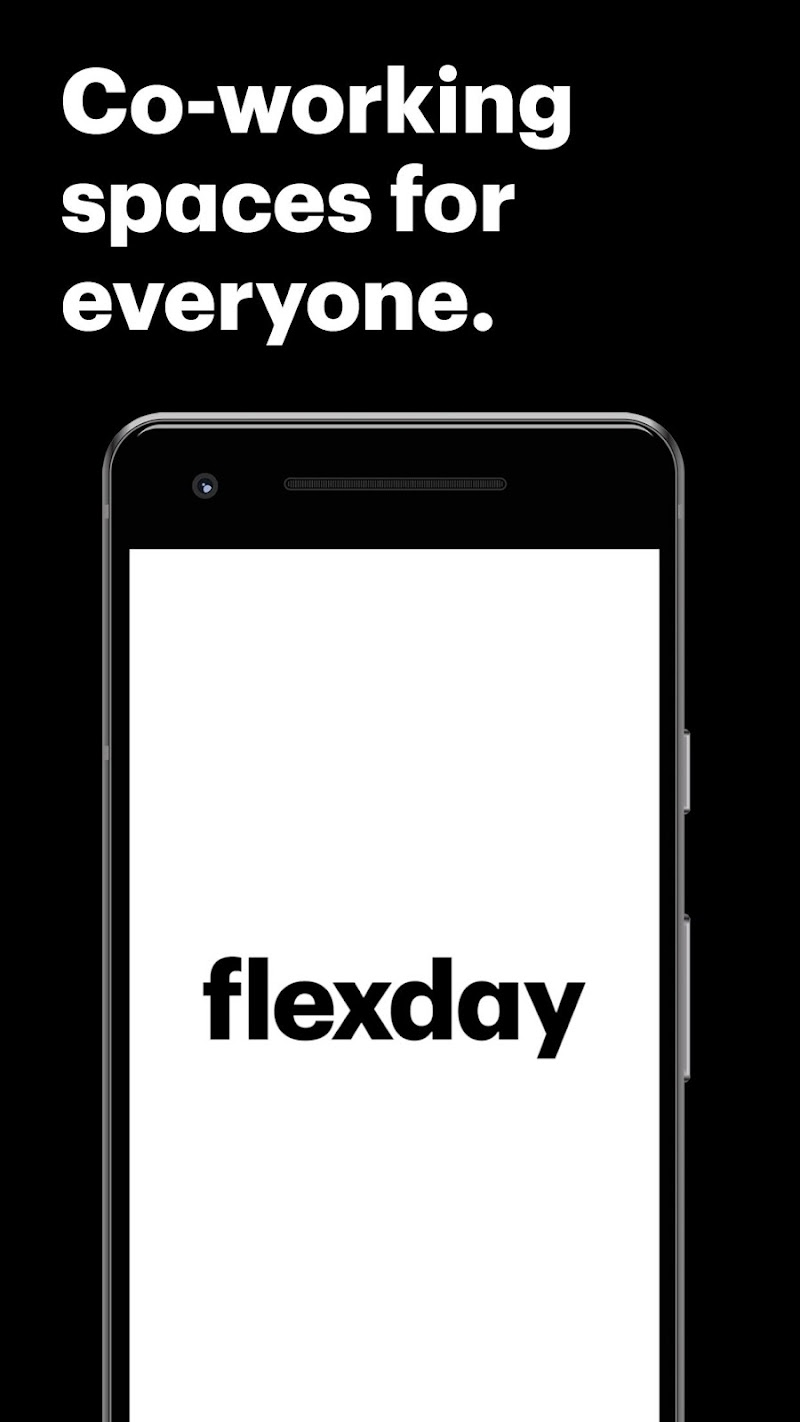 Скриншот Flexday: Spaces to meet and work