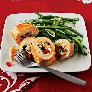Weight Watchers Couscous-Stuffed Chicken Breasts