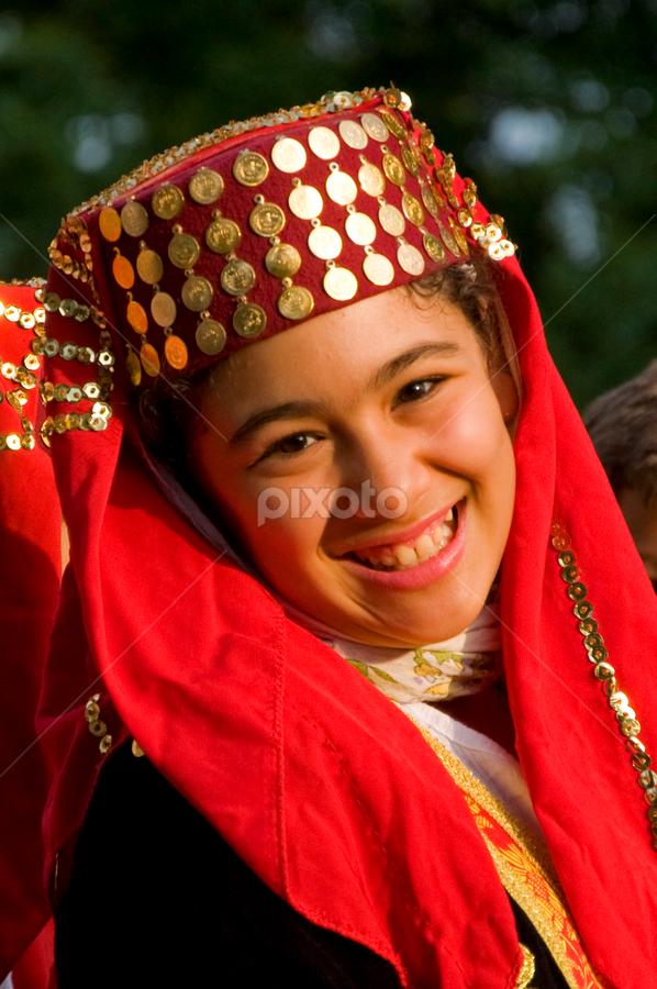 Smile by Andrej Tarfila - Babies & Children Children Candids ( girl, smile, turkish,  )