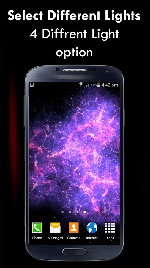 3D Galaxy Wallpaper - Space Wallpaper Live- screenshot