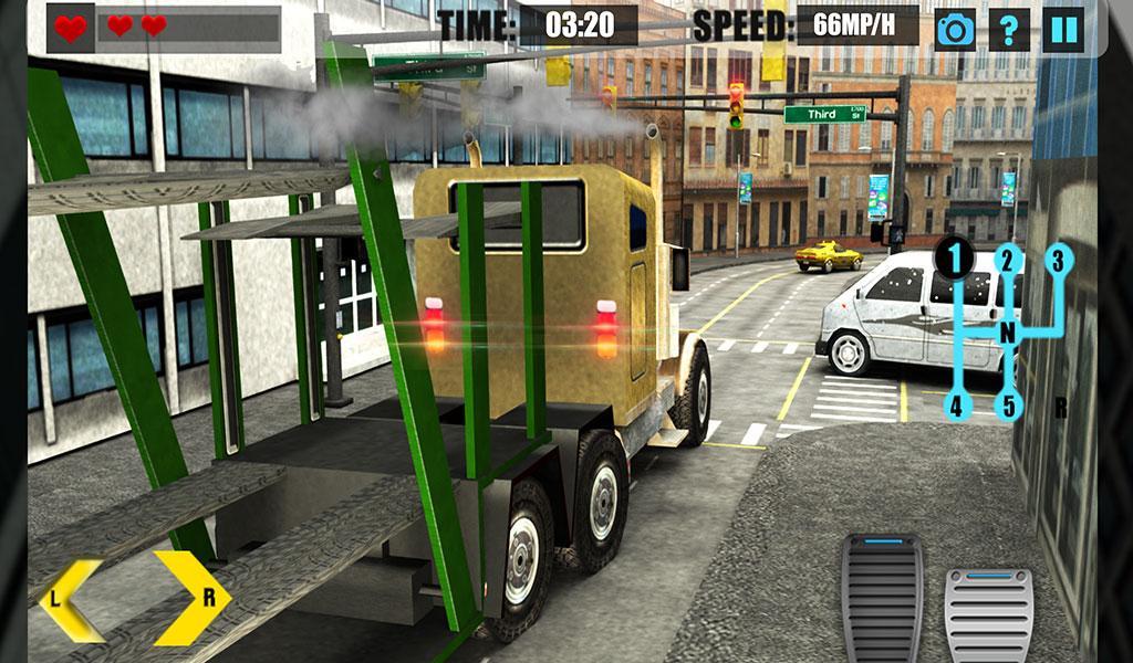 Learn To Drive Manual Car Simulator