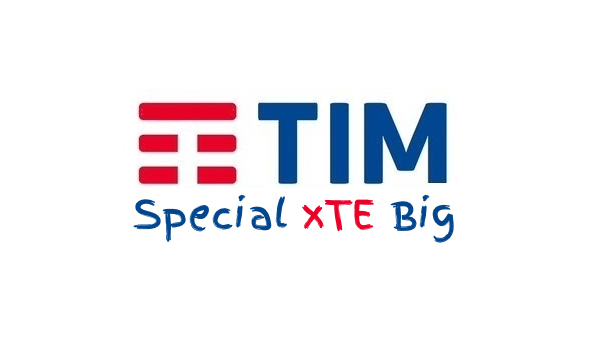 TIM Special xTE Big: minuti illimitati e 6 GB a 10 euro