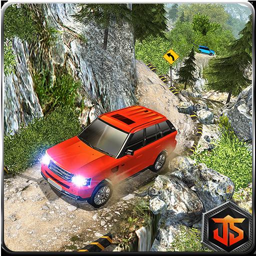 Off-Road Jeep Mountain Driver: Hillock Adventure
