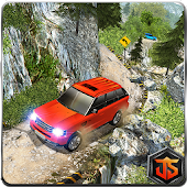 Off-Road Jeep Mountain Driver: Hillock Adventure
