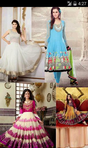 Pakistani Frock Designs
