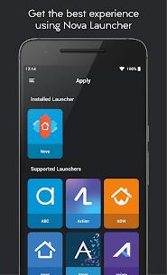 Darkful Icon Pack – Theme for Apex/Nova Launcher 5