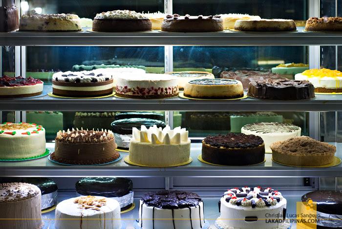 Calea Cake Bacolod Interior