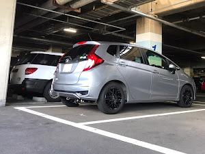 フィット GK3 13G Honda Sensingのカスタム事例画像 悪魔のFit さんの2019年01月11日14:44の投稿