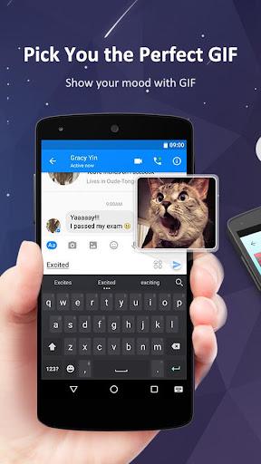 GO Keyboard Pro – Emoji, GIFs v1.22 [Unlocked]