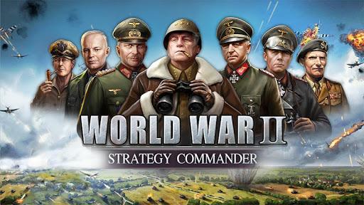 World War 2: WW2 Grand Strategy Games Simulator 1.0.5 screenshots 5
