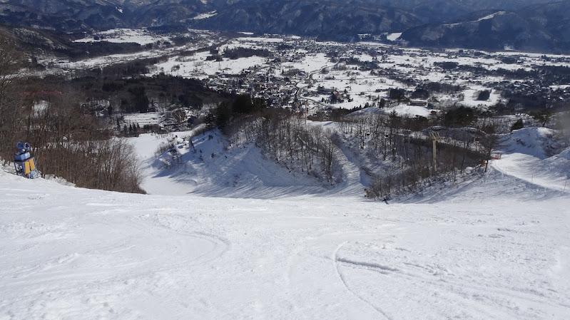 八方尾根スキー場【セントラルコース】