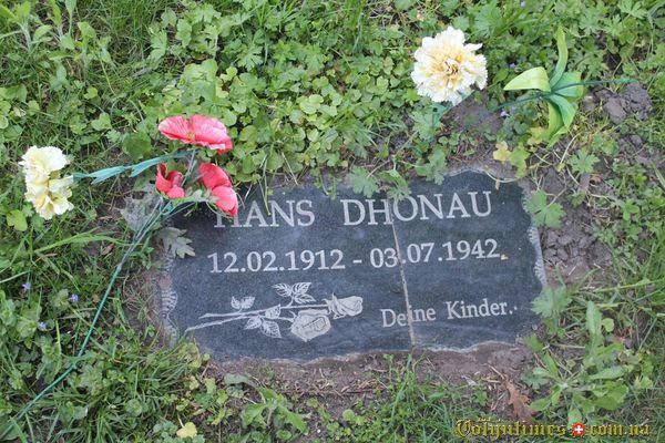 Hans Gunther Dhonau