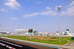 Visiter Yas Marina Circuit