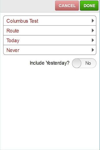 ServSuite Mobile 2.10.01 screenshots 2