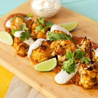 Mediterranean Roasted Cauliflower Recipes