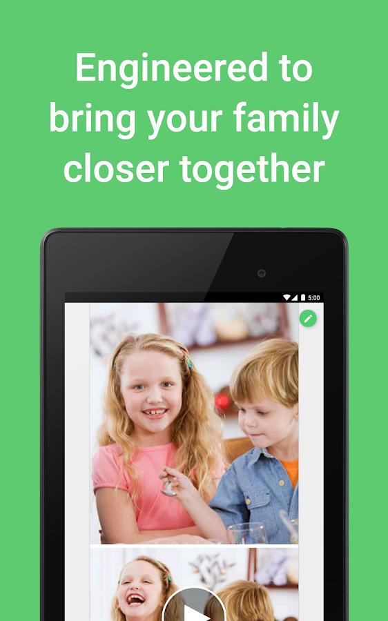 Togethera Private Sharing- screenshot