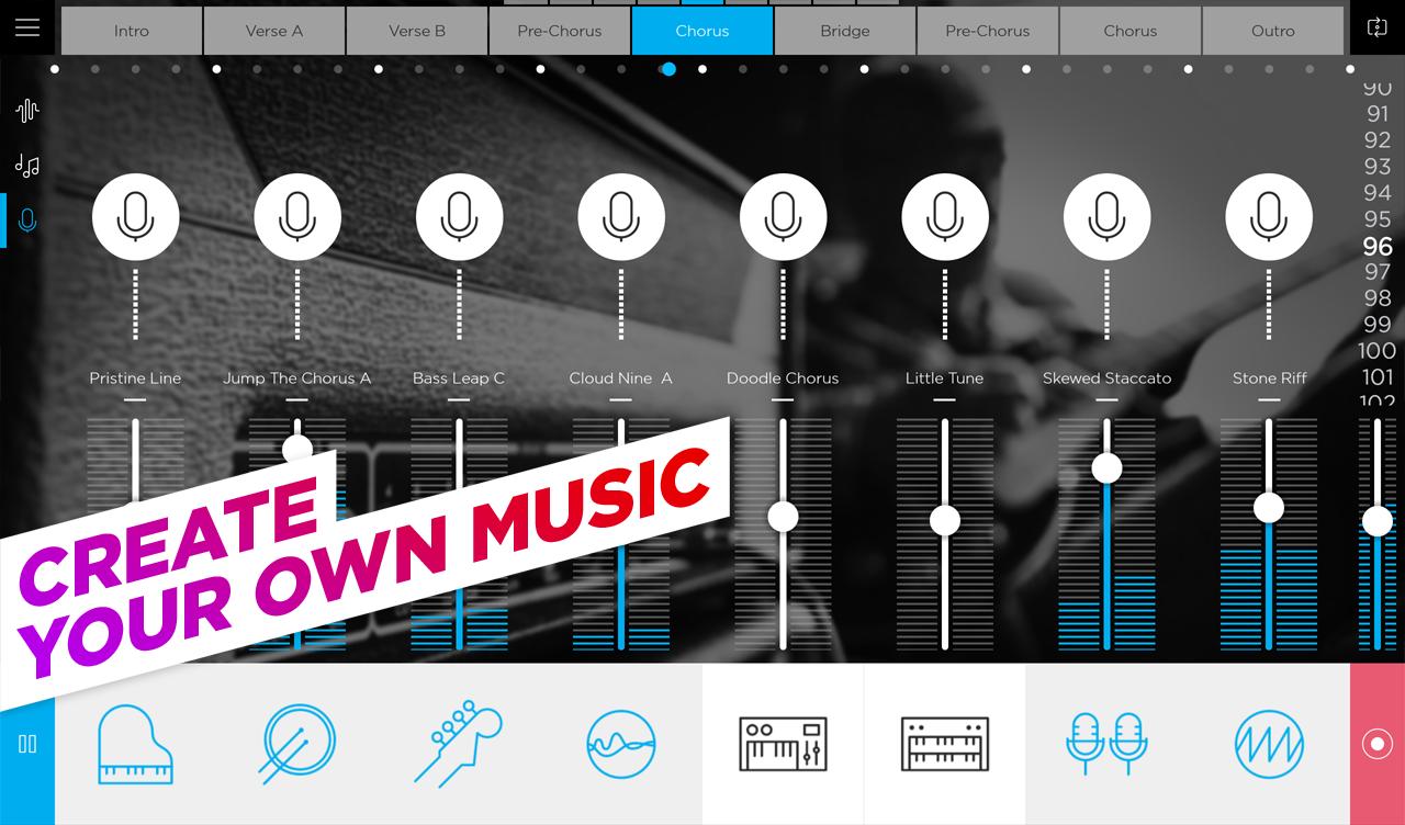 Music Maker JAM screenshot #6