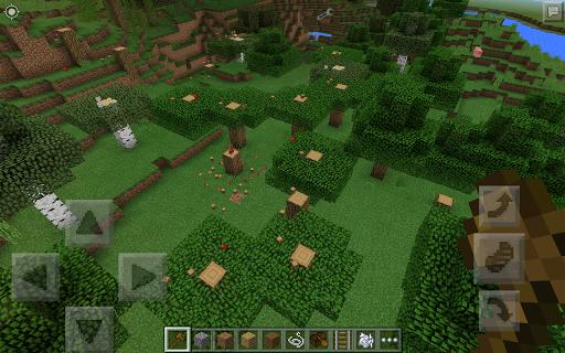 Tree Capitator 2 Mod MCPE 2.0 apkpoly screenshots 2