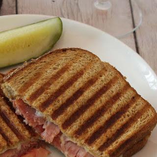Serrano Ham Panini Recipe