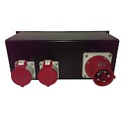 PSP 3U Module Rear