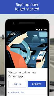 App Uber Driver APK for Windows Phone