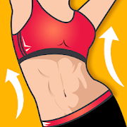 Abs workout - fat burning at home