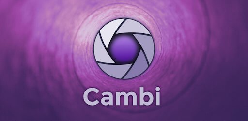 Cambi Camera Apps for Android screenshot