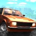 Modern Car Simulator: City Car Racing & Simulation icon