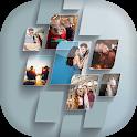 My Friend photo Collage Maker icon