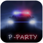 Police Party Lights