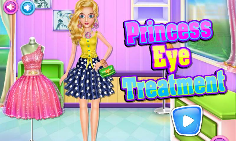 Princess Eye Treatment- screenshot