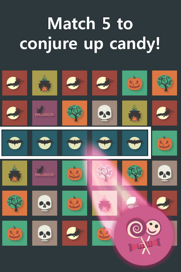 Tricky Treats - Halloween Fun- screenshot