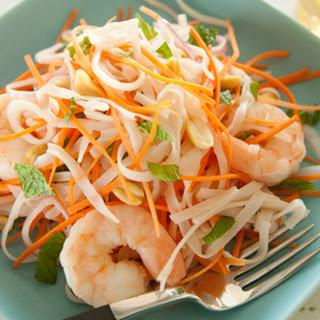 Thai Shrimp Salad Rice Noodles Recipes
