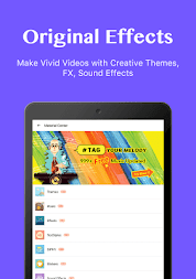 VideoShow-Video Editor, Video Maker, Beauty Camera APK screenshot thumbnail 4