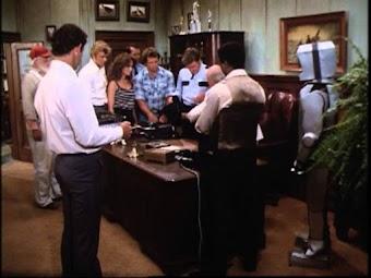Robot P. Coltrane
