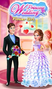 Princess Wedding Flower Girl- screenshot thumbnail