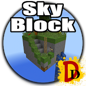 Sky Block 2 Minecraft map