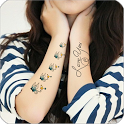 Tattoo My Photo Editor icon