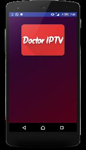 DoctorIPTV - náhled