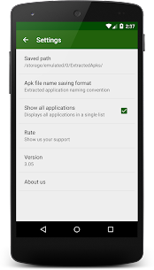 Apk Extractor – Mod + Data for Android 2