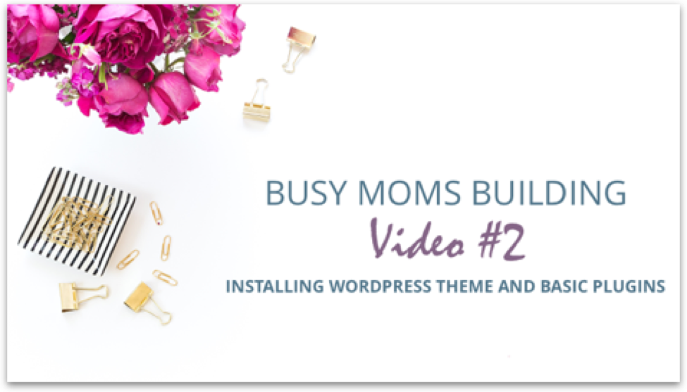 12 Steps Running Online Business Busy Moms