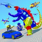 Godzilla Robot Transform Car