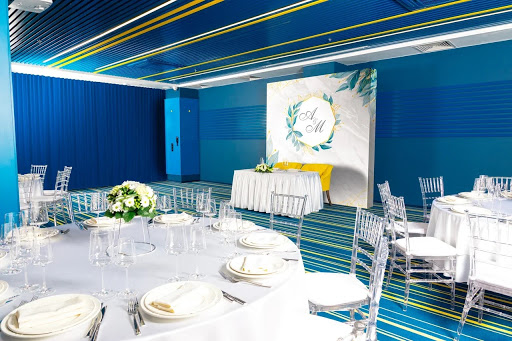Банкетный зал «Лира» в ресторане Вега для свадьбы